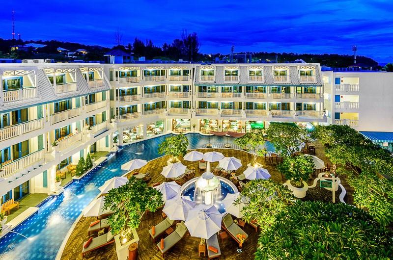 Andaman Seaview Hotel - Thajsko