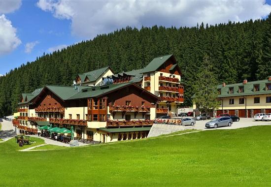 Ski & Wellness Residence Družba -