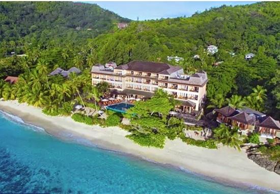 DoubleTree Resort & Spa by Hilton Hotel Seychelles - Allamanda -