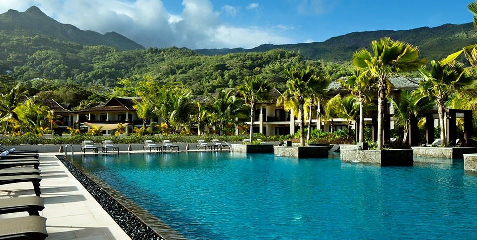 The H Resort Beau Vallon Beach Seychelles - Mahé