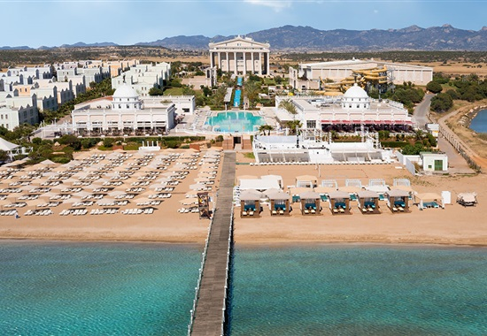Kaya Artemis Resort & Casino - Severní Kypr - Bafra