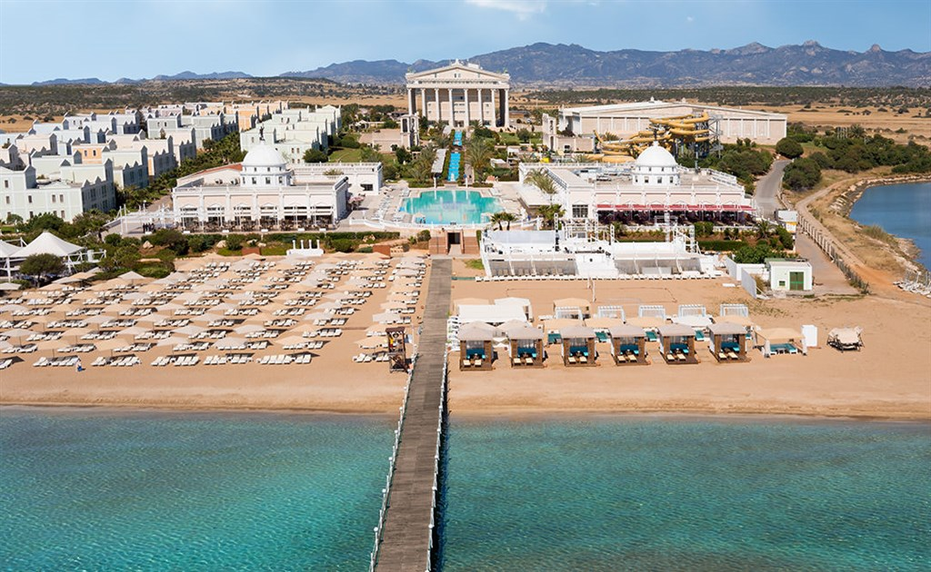 Kaya Artemis Resort & Casino - Severní Kypr - Iskele