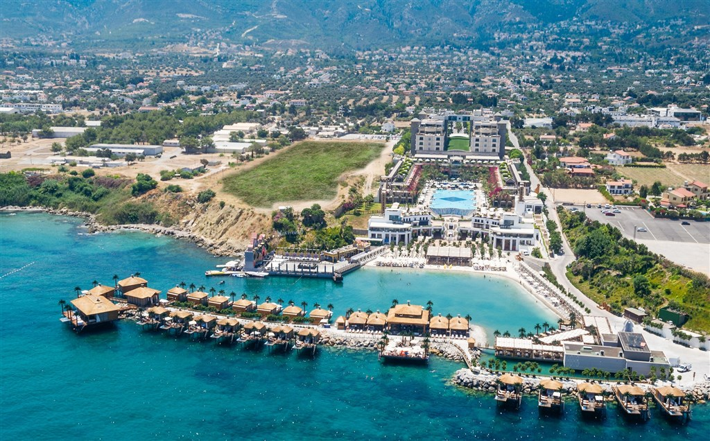 Cratos Premium Hotel & Casino & SPA - Severní Kypr - Girne