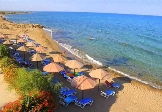 Crystal Rock Holiday Resort - Severní Kypr - Famagusta