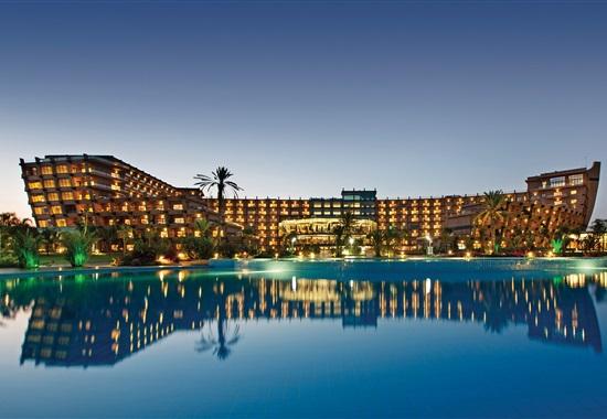 Noah´s Ark Deluxe Hotel & SPA - Severní Kypr - Bafra