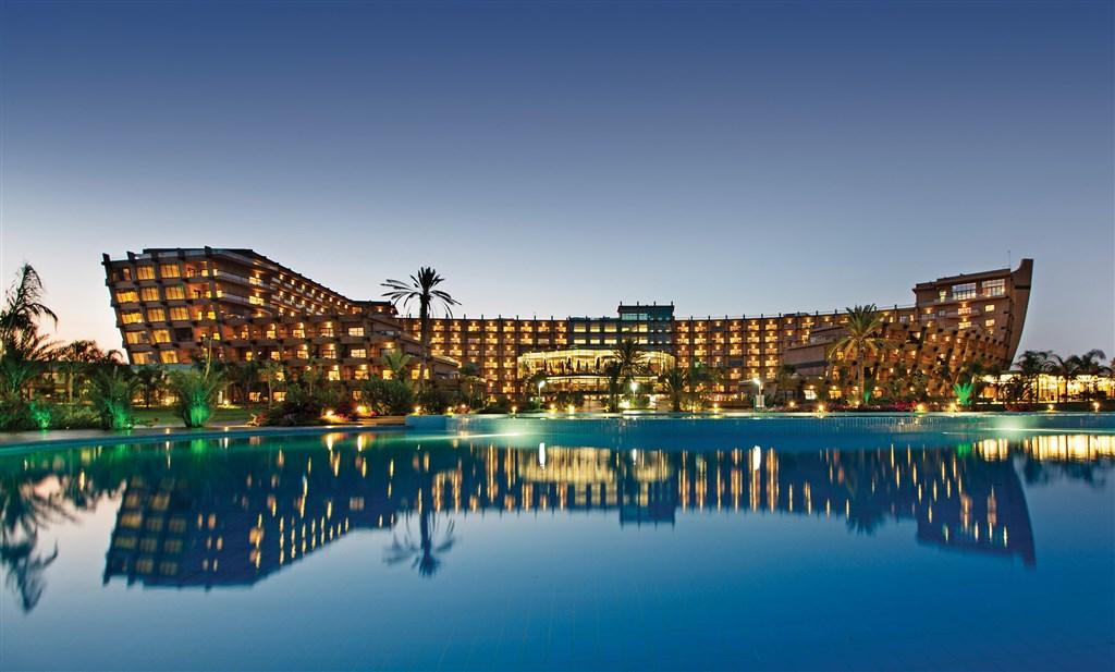 Noah´s Ark Deluxe Hotel & SPA - Severní Kypr - Iskele