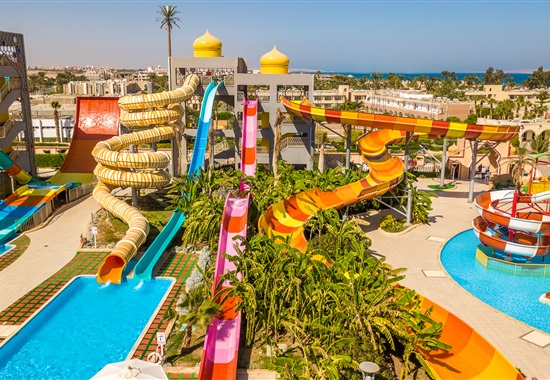 Aladdin Beach Resort - Hurghada