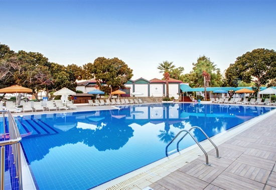Merit Cyprus Gardens Holiday Village & Casino - Severní Kypr
