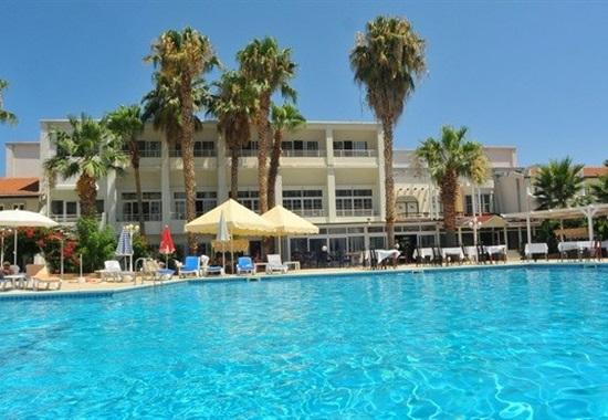 LA Hotel + 4 výlety - Kypr