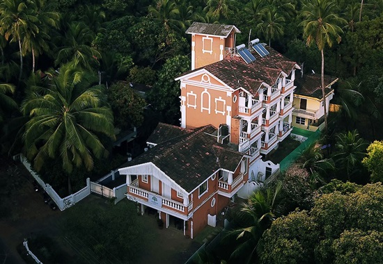Treehouse Nova - Goa