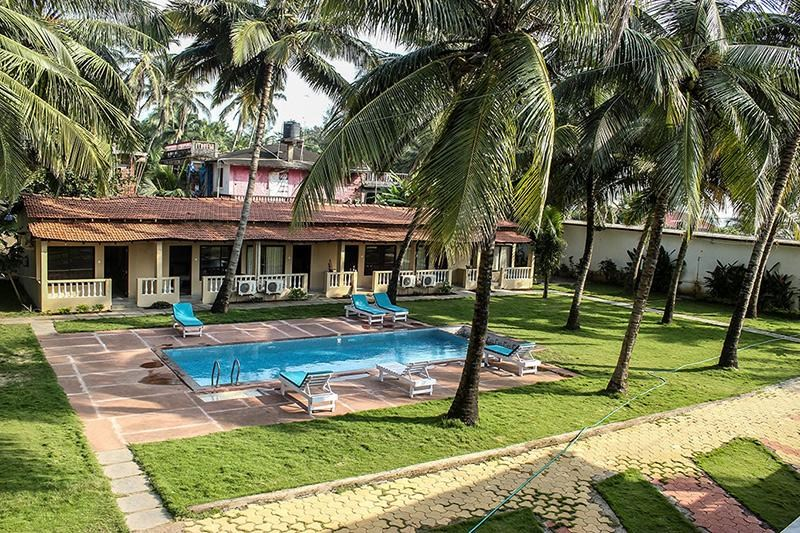 Morjim Coco Palms Resort - Indie