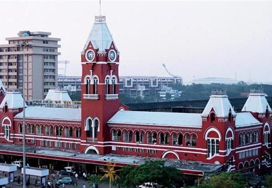 Chennai a Andamanské ostrovy -