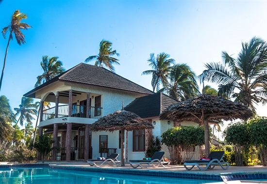 Zawadi Beach Villas - Tanzanie a Zanzibar