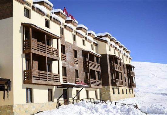 Hotel Alpina - Gudauri