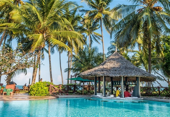 Serena Beach Hotel & Spa - Mombasa - severní pobřeží