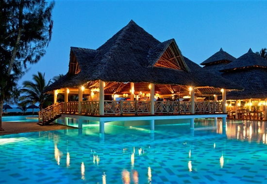 Neptune Palm Beach Boutique Resort & Spa - Diani Beach