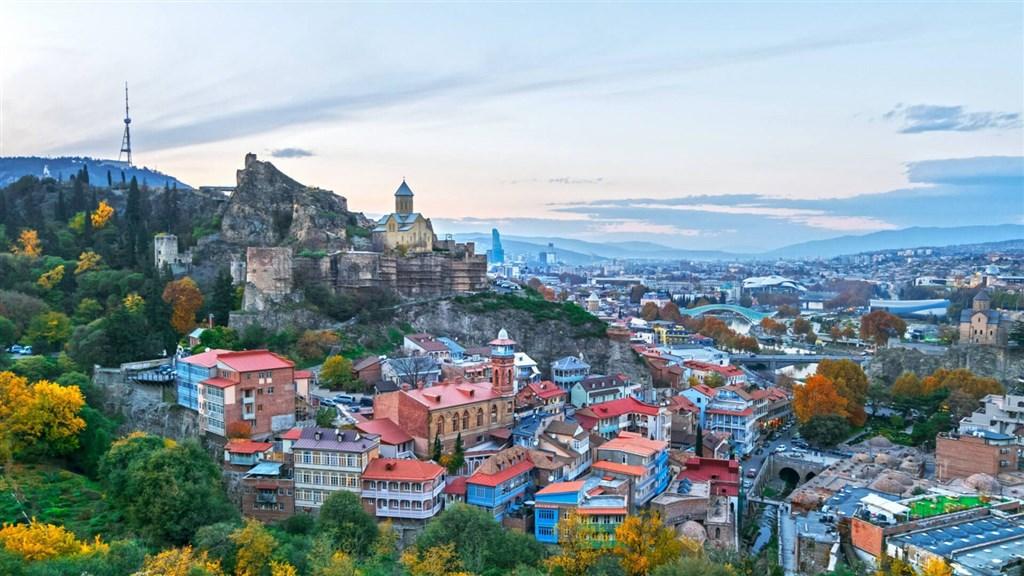 Prodloužený víkend v Tbilisi 3* - Gruzie