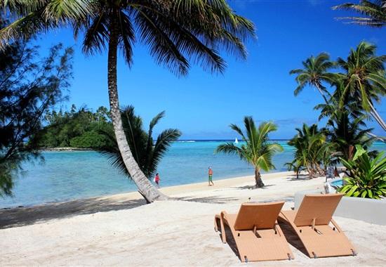 Nautilus Resort - Cookovy ostrovy