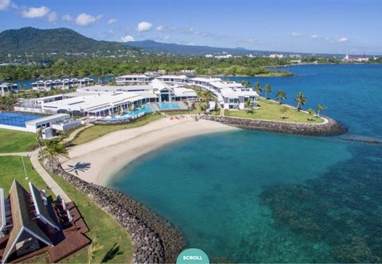 Taumeasina Island Resort - Samoa