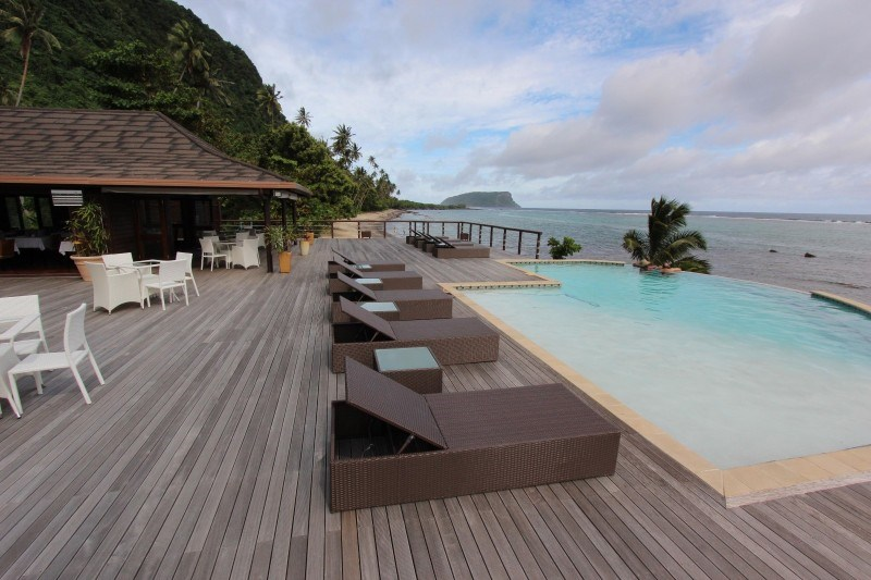 Aga Reef Resort - Samoa