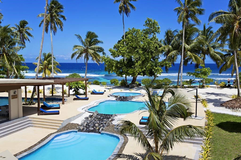 Return to Paradise Resort - Upolu
