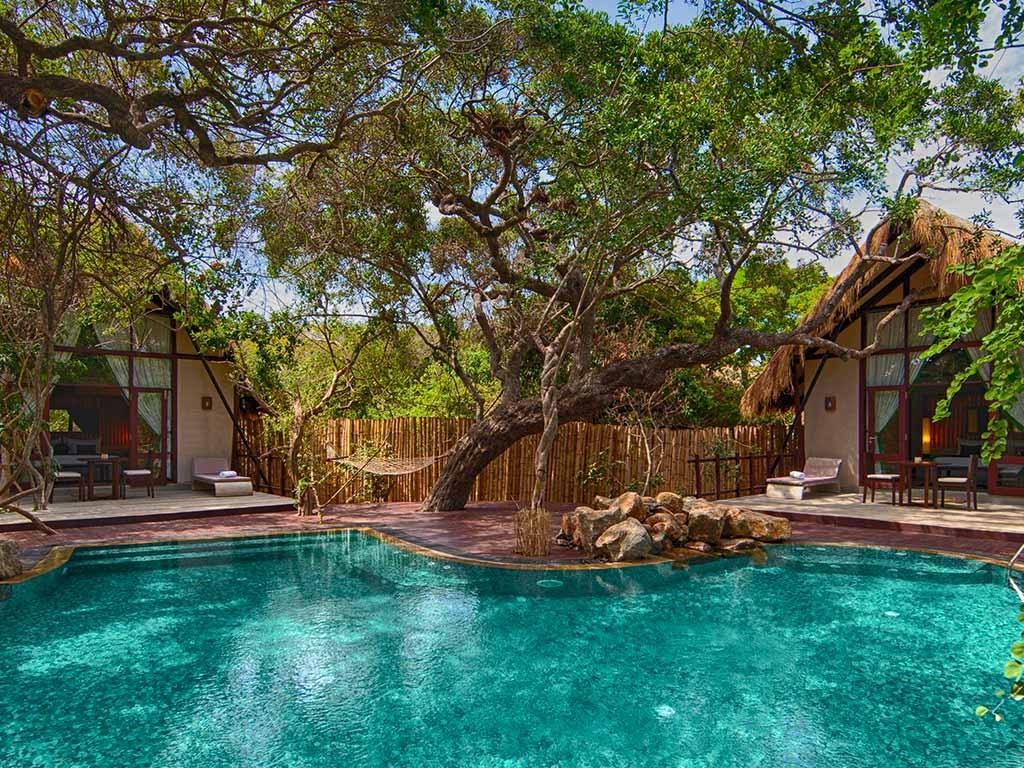 Jungle Beach Hotel - Srí Lanka