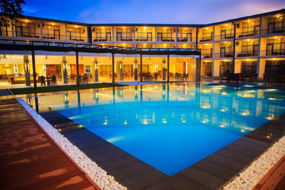 Camelot Bech Hotel - Srí Lanka