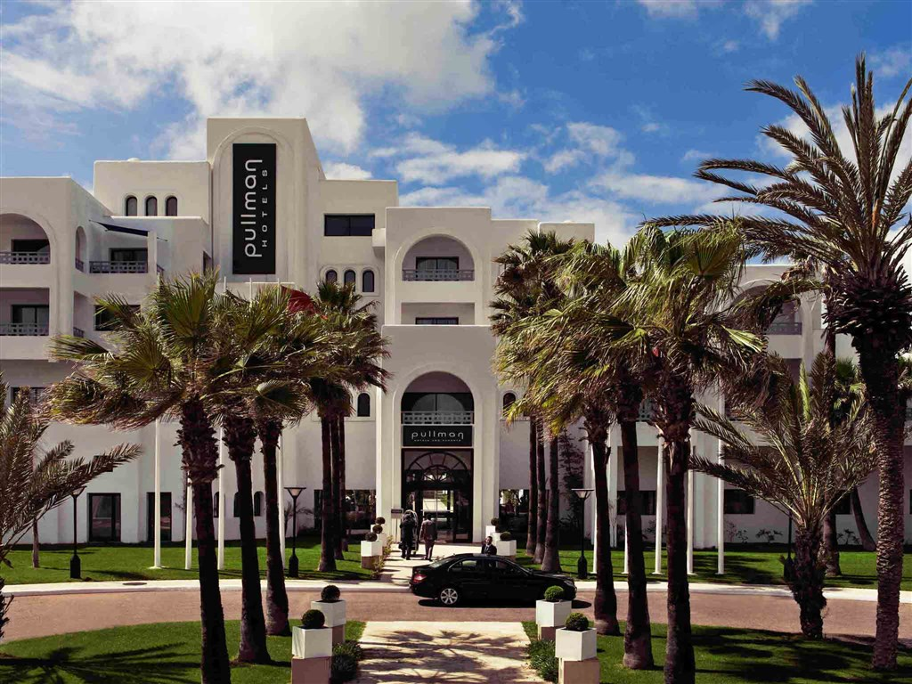 Pullman Mazagan Royal Golf & Spa - El Jadida