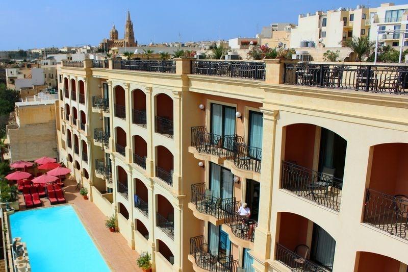 Grand Hotel Gozo - ostrov Gozo