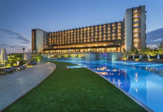 Concorde Luxury Resort & Casino + 4 výlety - Kypr
