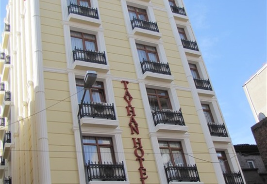 Tayhan Hotel - Turecko