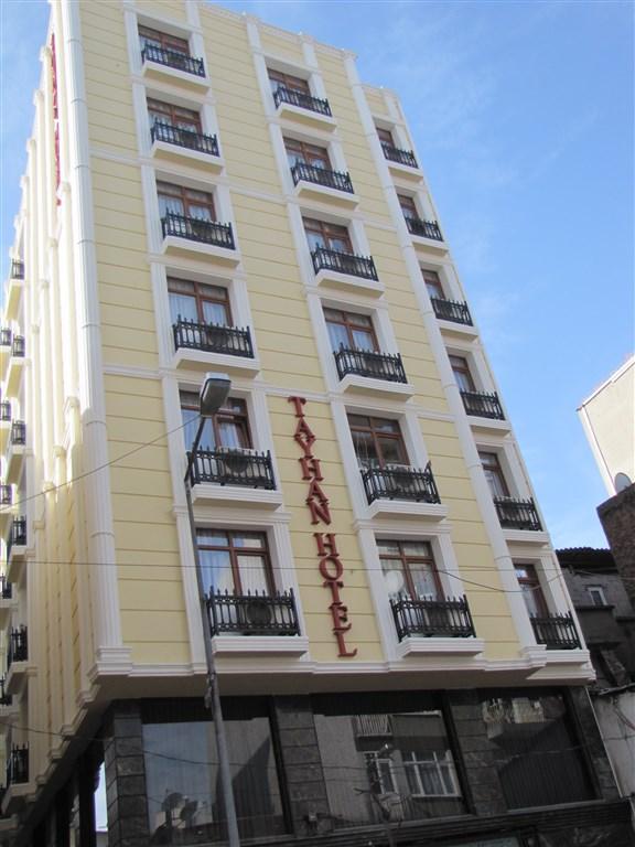 Tayhan Hotel - Istanbul