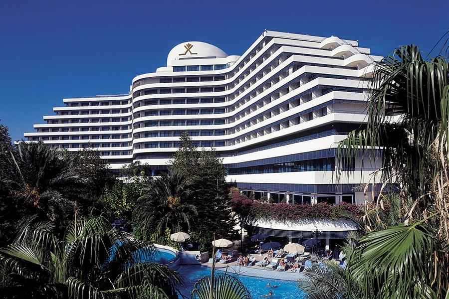 Rixos Downtown Antalya - Turecko