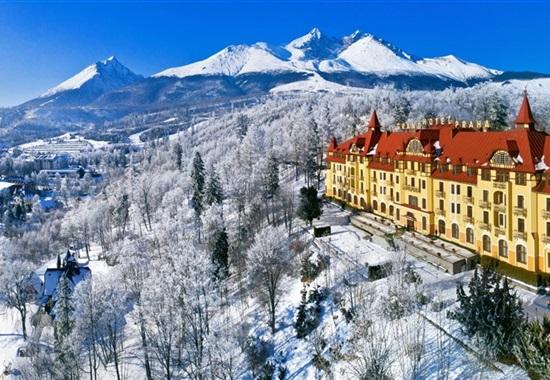 Grandhotel Praha -