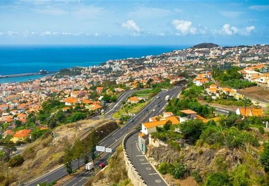Fly & Drive Madeirou - Classic - Portugalsko