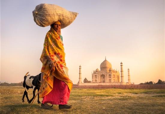 Indie - Zlatý trojúhelník - Indie