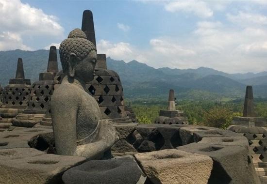 Malý okruh Jávou s pobytem na Bali - Jáva