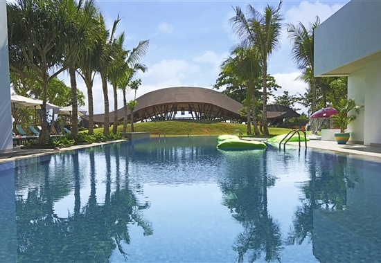 Tijili Benoa - Bali