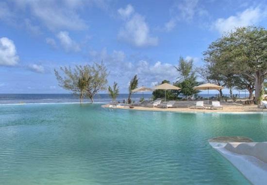 The Ocean Spa Lodge - Mombasa - jižní pobřeží