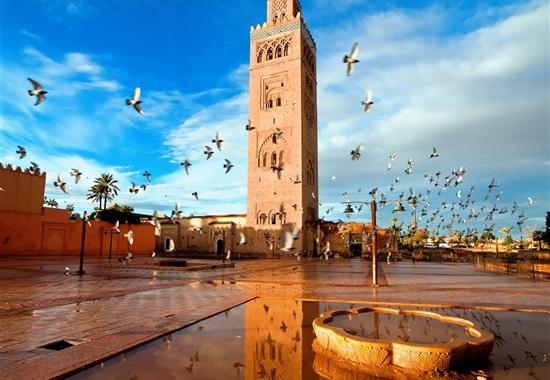Casablanca + Marrakeš -
