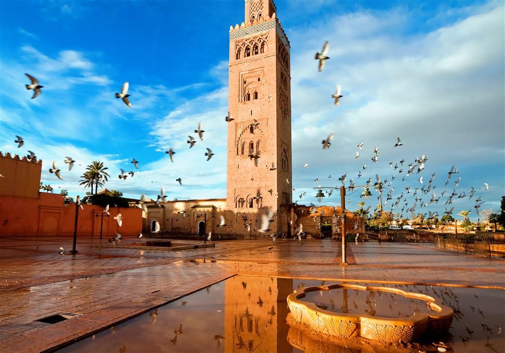 Casablanca + Marrakeš - Casablanca
