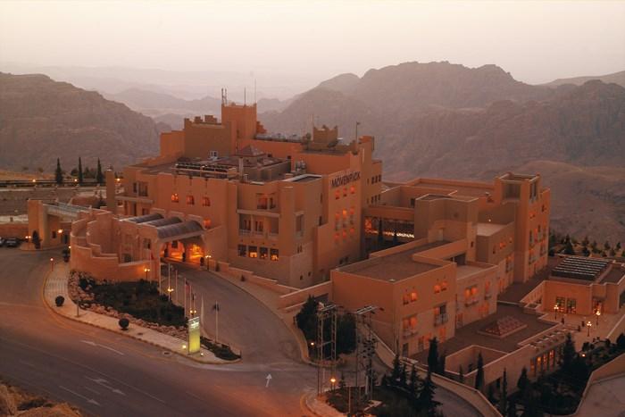 Mövenpick Nabatean Castle Petra - Jordánsko