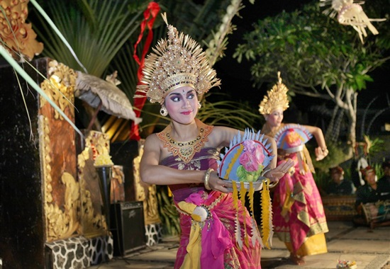 Na skok na Bali -