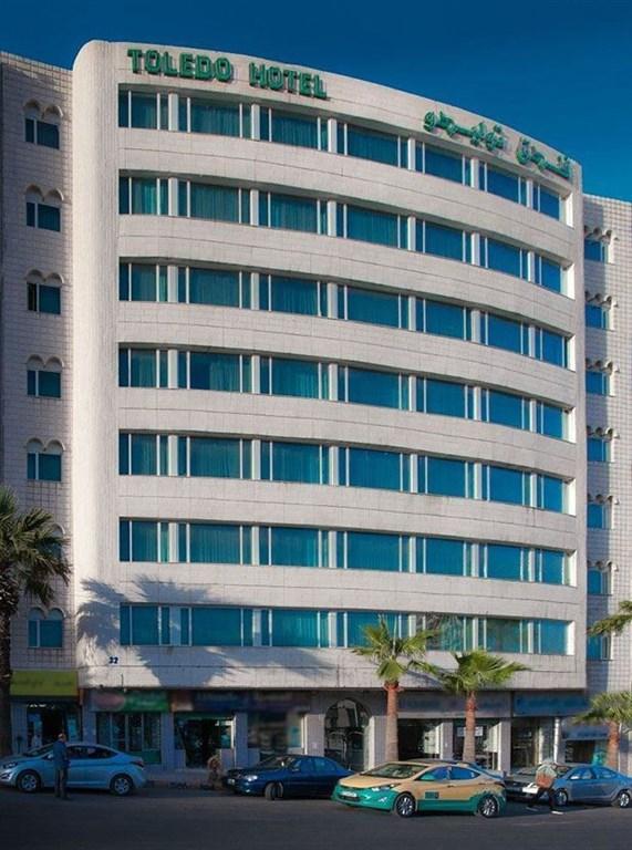 Toledo Hotel Amman - Jordánsko