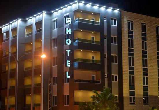 Tilal Al Madina Hotel Amman - Jordánsko