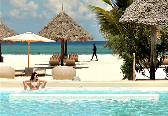 Gold Zanzibar Beach House & Spa - Kendwa