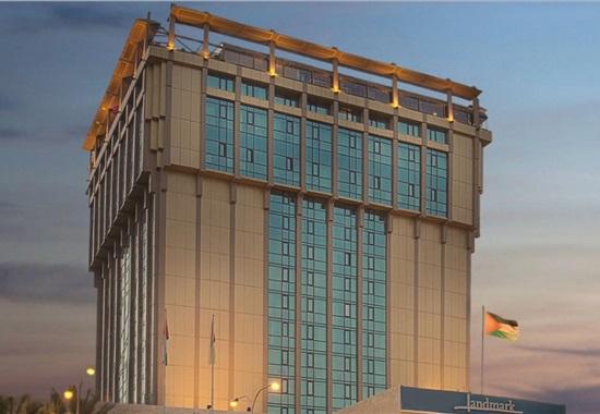 Landmark Hotel Amman - Jordánsko