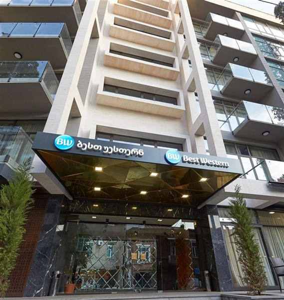 Best Western Tbilisi City Center
