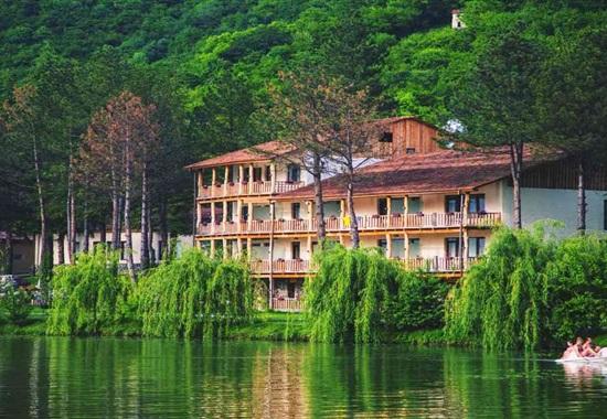 Lopota Lake Resort & Spa - Gruzie