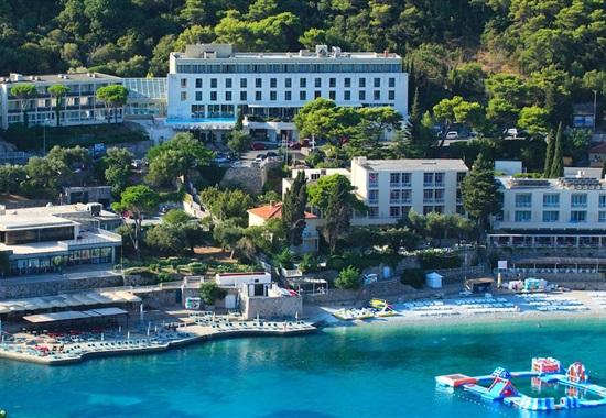 Hotel Uvala - Chorvatsko